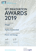 IET Innovation Awards 2019